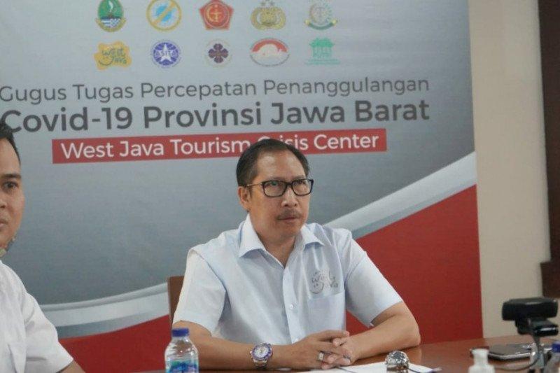 Disparbud Jabar susun langkah strategis terkait potensi tsunami