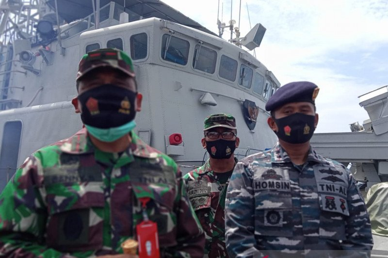KRI Badau-841 perkuat Pangkalan Utama TNI AL VI/Makassar