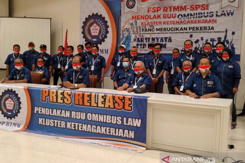 Pembahasan RUU Cipta Kerja diusulkan tidak degradasi hak pekerja