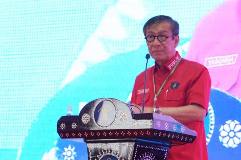 Yasonna siapkan perangkat rencana akses perjalanan terbatas Singapura