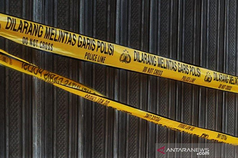 Polisi geledah ruangan Dinas PUPR Kalbar terkait dugaan korupsi