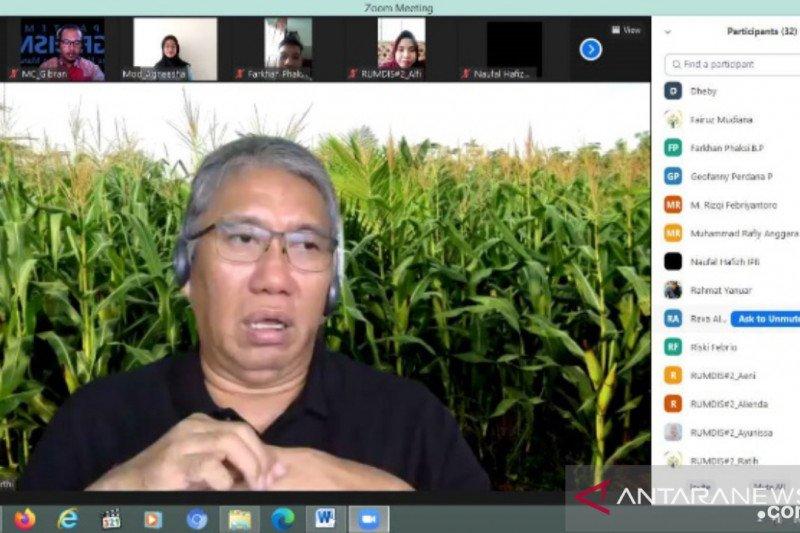 Dosen IPB: Sektor pertanian tumbuh 2,19 persen di tengah pandemi