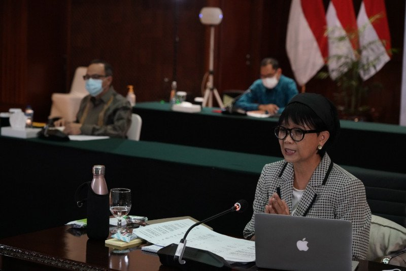 Di tengah pandemi, Deputi Menlu Korea kunjungi Indonesia