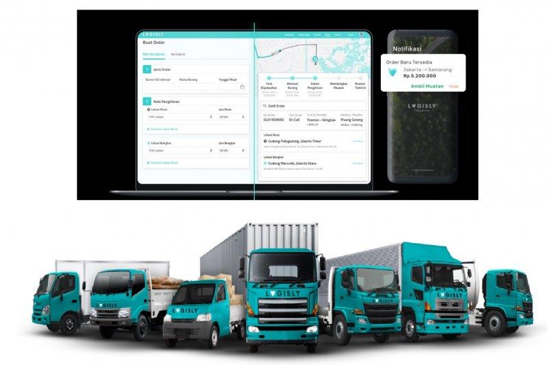 Startup logistik Logisly jembatani pengusaha dengan pemilik truk