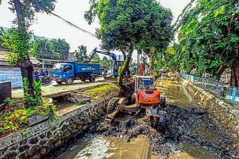 Wagub : Gerebek Lumpur diprioritaskan di kawasan rawan banjir