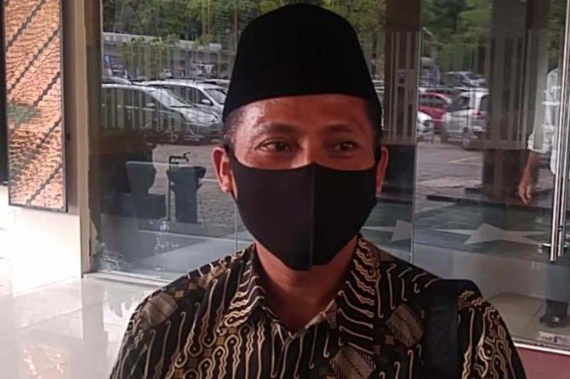 Wakil Ketua DPRD Kota Tegal diperiksa polisi 5 jam