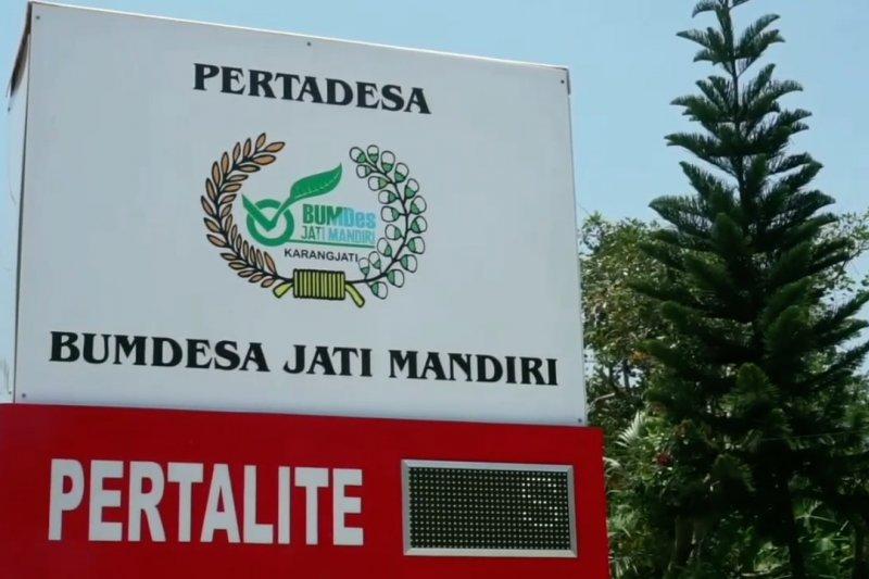 Bumdes kelola Pertadesa di Desa Karangjati Pekalongan