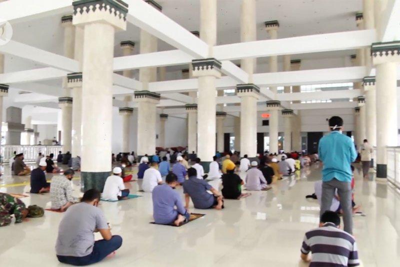 Masjid di Jakarta kembali akan ditutup, ini imbauan MUI