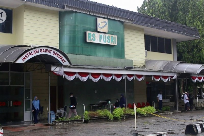 RS Pusri Palembang sediakan 50 tempat tidur isolasi dan ICU