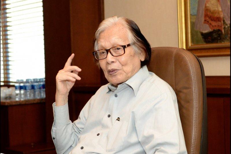 Pendiri Kompas Gramedia Jakob Oetama tutup usia