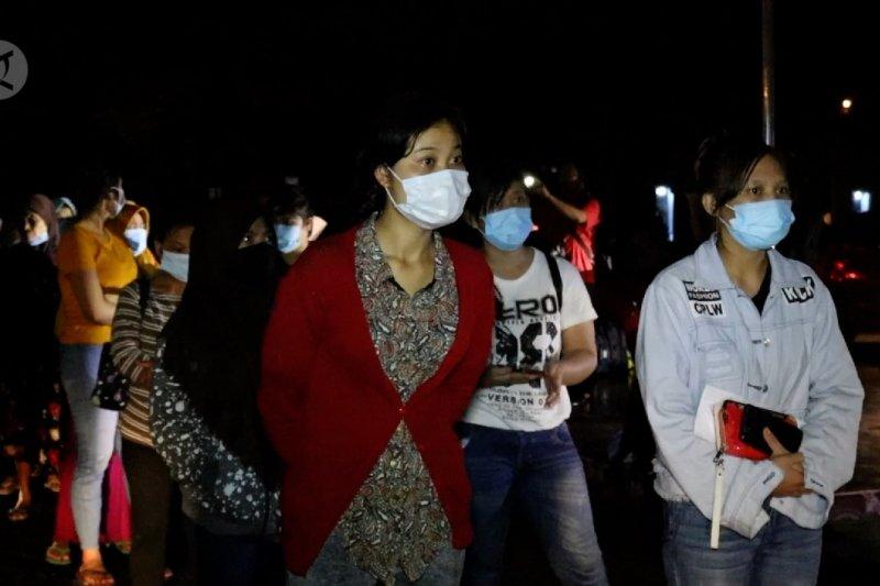 Malaysia deportasi 242 Pekerja Migran Indonesia