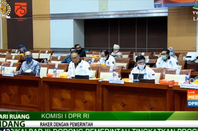 Menkominfo & DPR targetkan RUU PDP tuntas November