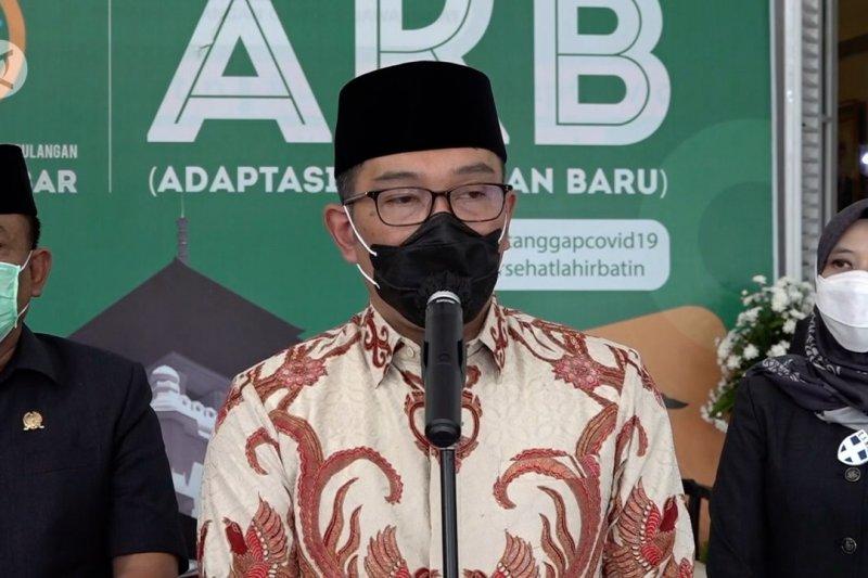 Ridwan Kamil minta kepala daerah manfaatkan pinjaman BJB