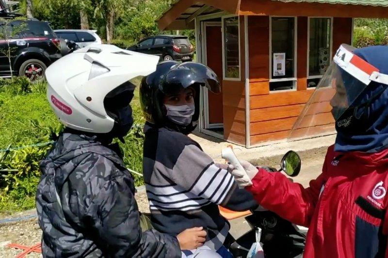 Wisatawan asal Jakarta wajib membawa surat bebas COVID-19