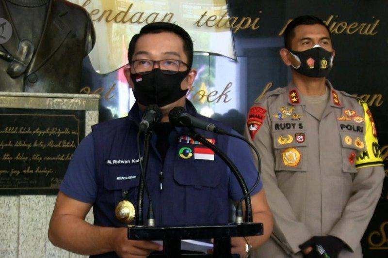 Gubernur Jabar terapkan PSBM di wilayah Bodebek