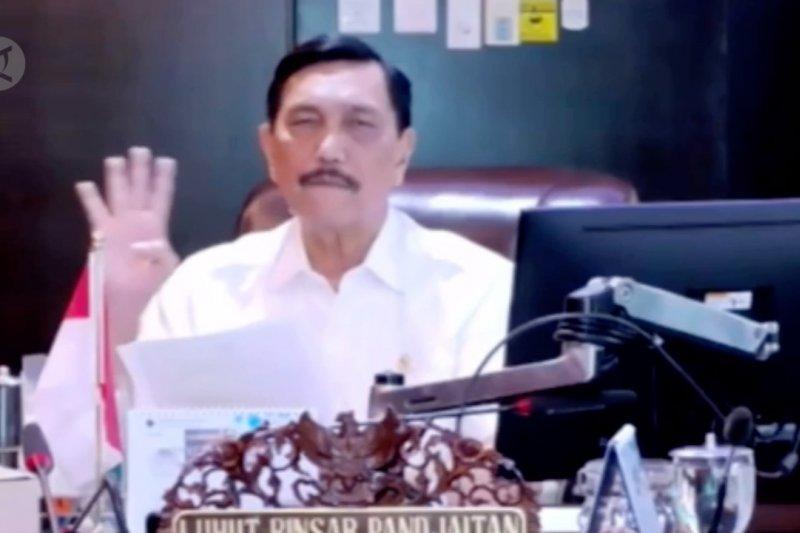 Luhut: 30-40 juta vaksin masuk Indonesia awal Desember 2020