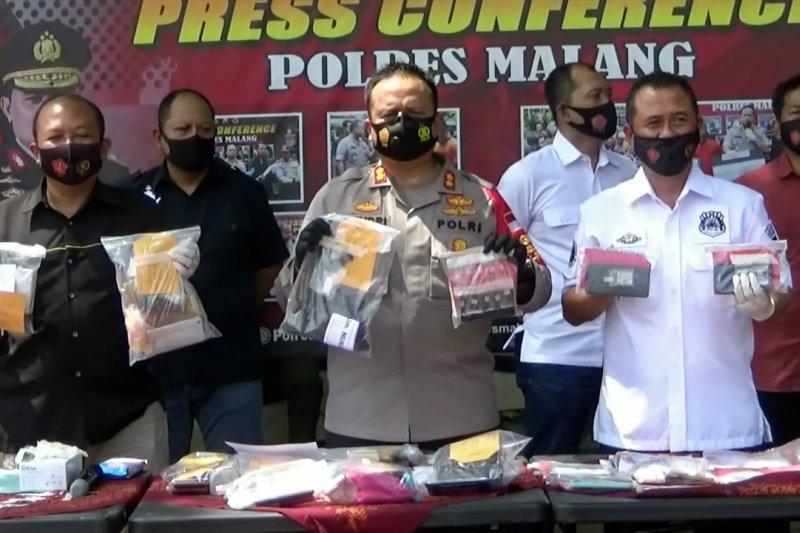 Kapolres Malang ajak warga perangi narkoba lewat Kampung Tangguh