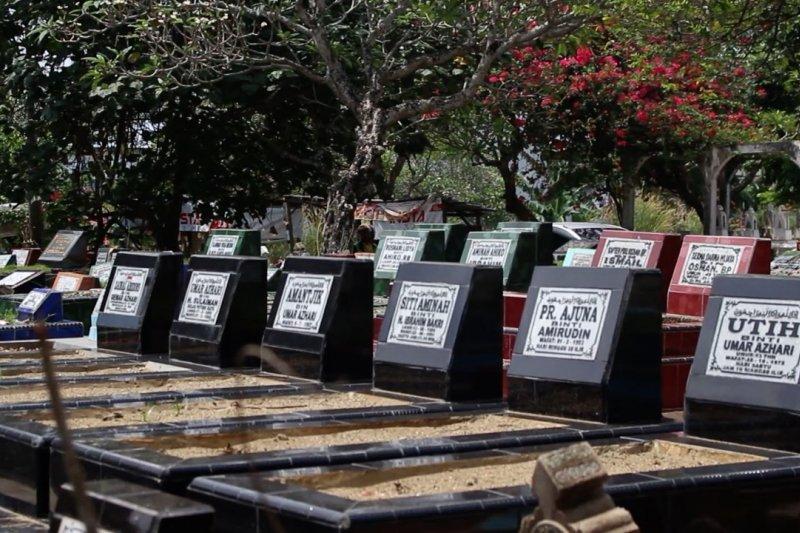 Palembang izinkan pemakaman COVID-19 di TPU