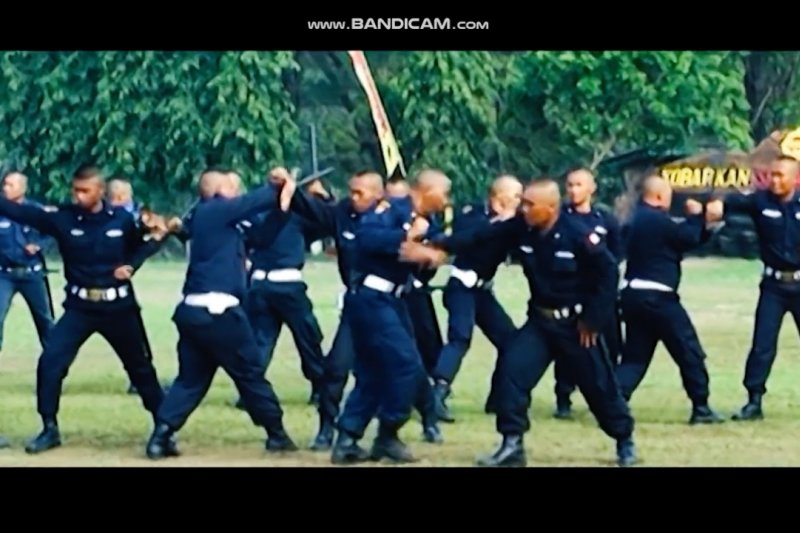 Pelatihan membentuk karakter Satpam sebagai pengemban tugas kepolisian