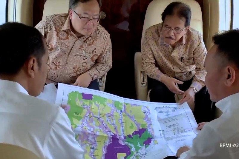 Pembangunan Ibu Kota baru ditunda, ini rencana Kementerian PPN