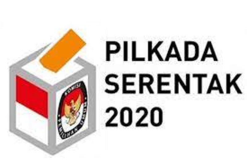 KPU tetapkan paslon Pilkada 2020 di berbagai daerah secara daring
