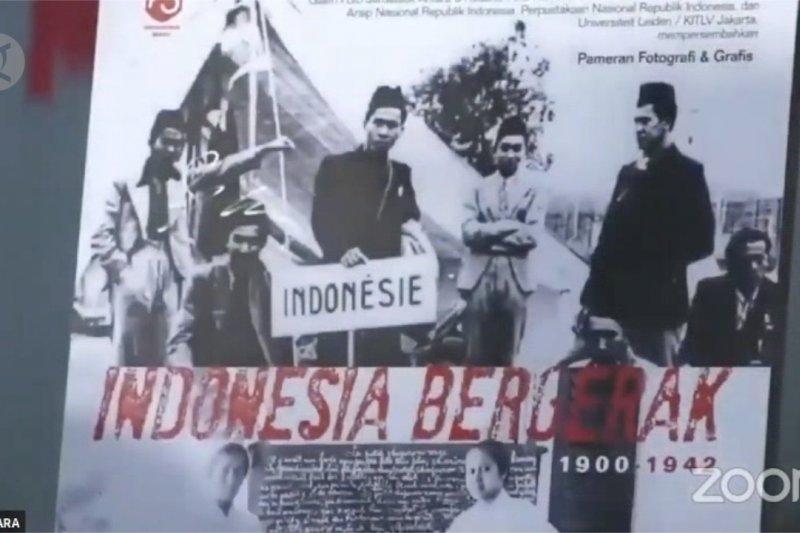 ANTARA buka pameran foto 'Indonesia Bergerak 1900-1942'