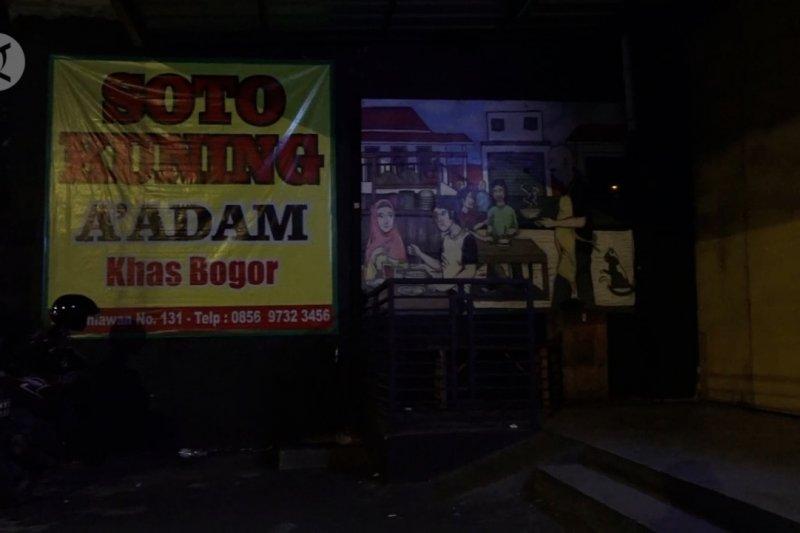 Berlaku jam malam, Kota Bogor lengang