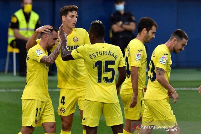 Villarreal atasi Real Valladolid 2-0 untuk naik ke peringkat tiga