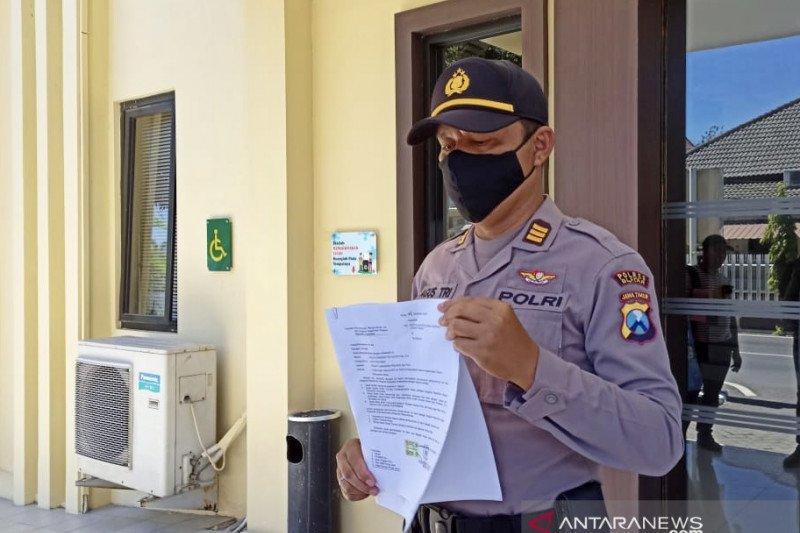 Kasat Sabhara Polres Blitar ajukan pengunduran diri anggota Polri