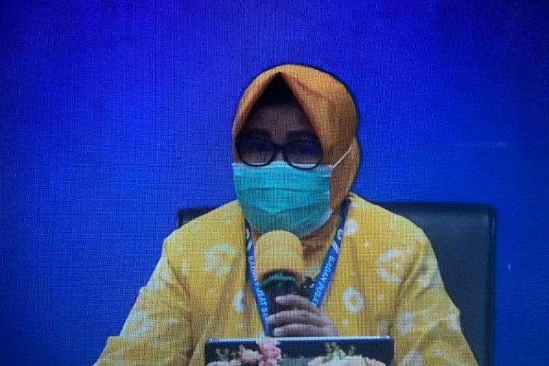 Sumatera Selatan alami deflasi 0,04 persen pada September 2020