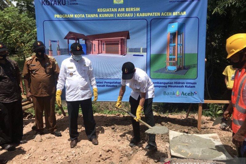 Warga Aceh Besar miliki akses air bersih dari program Kotaku