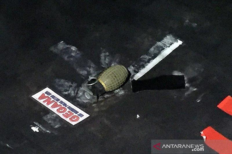 Polisi dimintai narkoba saat Operasi Yustisi di Kampung Boncos