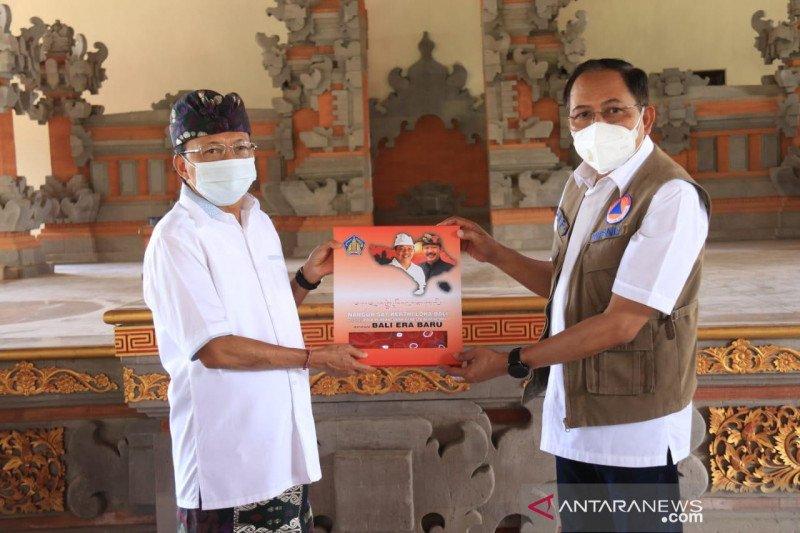 Gubernur: Bali siap jadi tuan rumah pertemuan global soal bencana