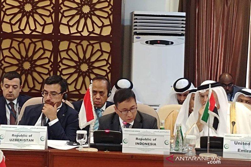 Upaya Indonesia tanggulangi kemiskinan dilaporkan dalam pertemuan OKI