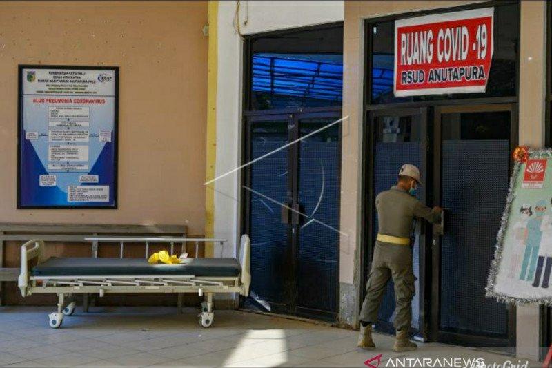 Pasien COVID-19 di Sulteng bertambah 30 orang dan 20 orang sembuh