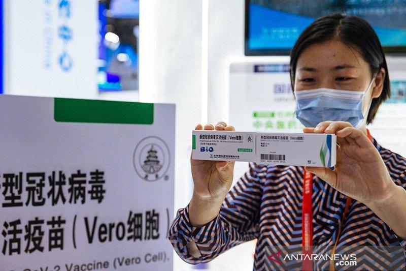 Zimbabwe terima 200 ribu dosis vaksin COVID-19 dari Sinopharm China