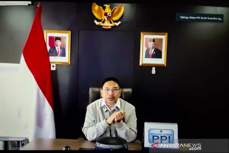 Tren emisi GRK Indonesia fluktuatif meningkat sejak 2000
