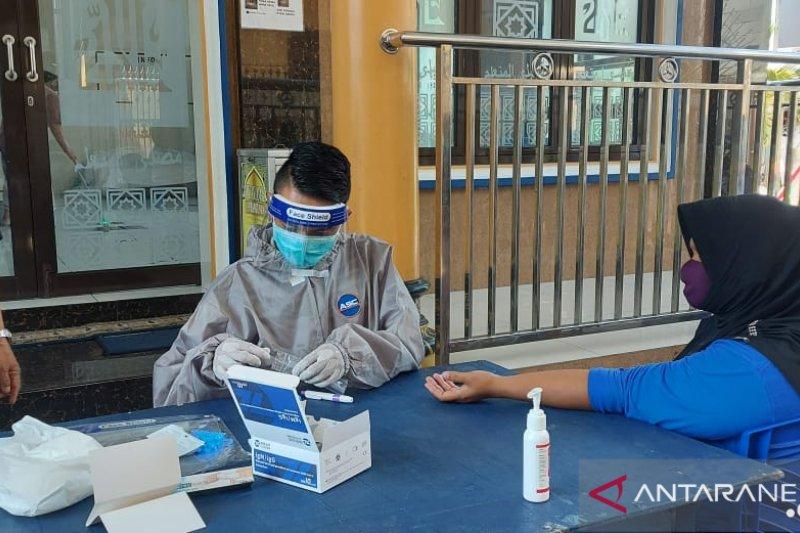 Sahroni gelar tes usap massal antisipasi penyebaran COVID-19