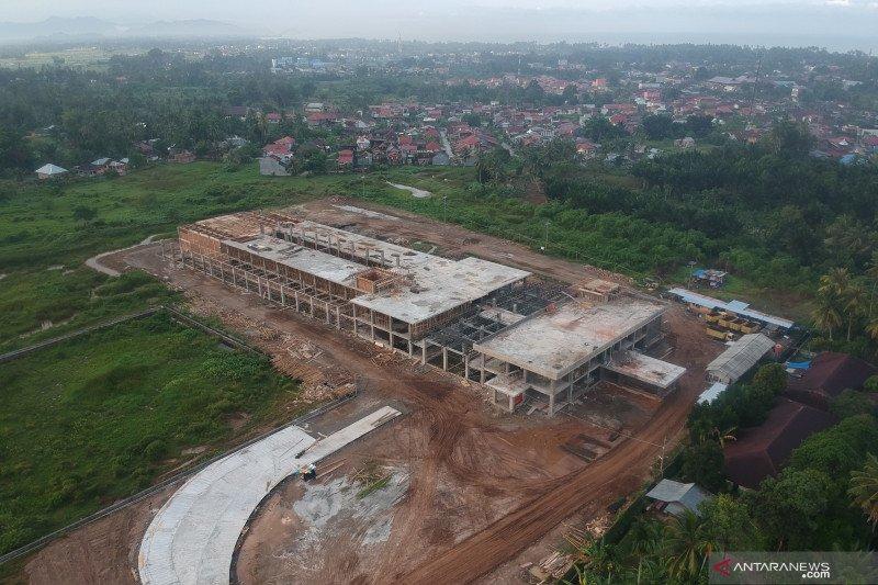 Pembangunan terminal tipe A di Kota Padang