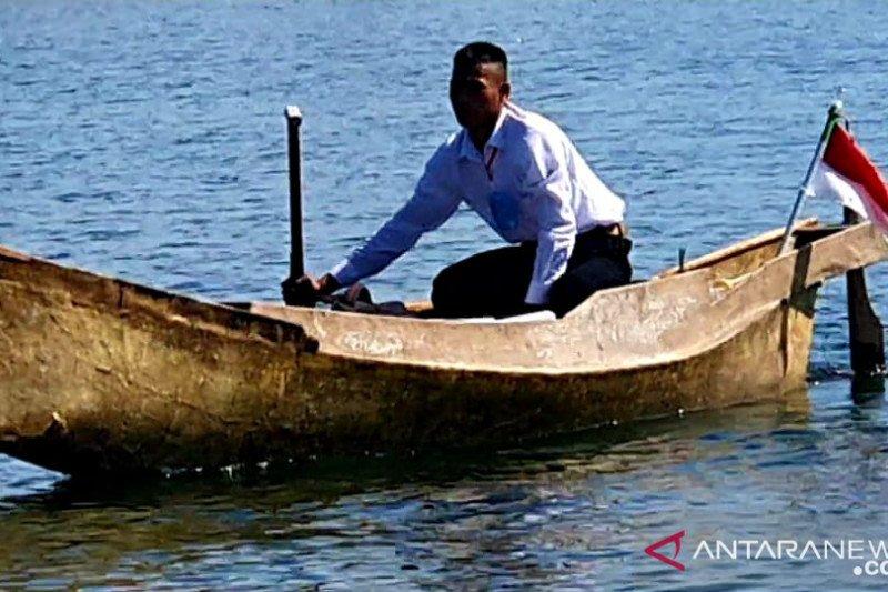 Perjuangan anak nelayan ikut seleksi prajurit TNI AL