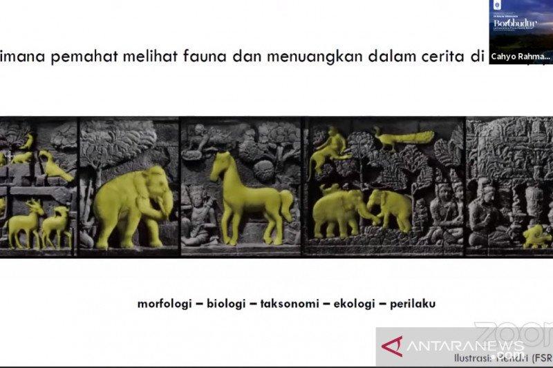 Peneliti: Relief Borobudur bisa jadi katalog spesies Jawa kuno