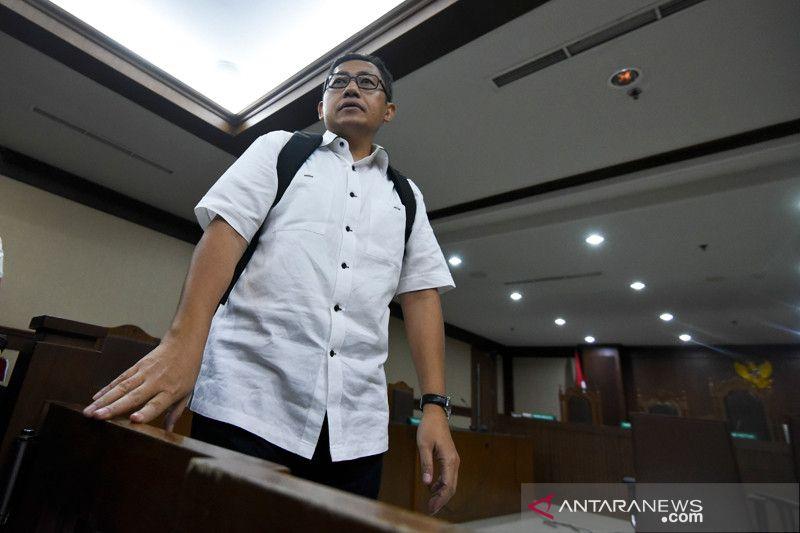 MA korting vonis Anas Urbaningrum jadi 8 tahun penjara