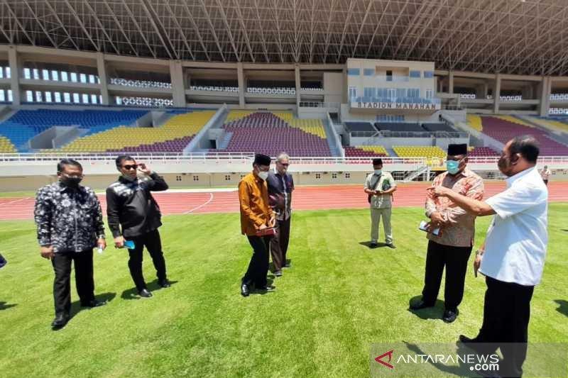 Komisi X DPR kagumi fasilitas Stadion Manahan Solo