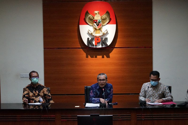 Pimpinan KPK: Soal perubahan politik-hukum adalah pendapat pribadi