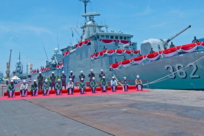 PAL Indonesia rampungkan modernisasi KRI Malahayati-362