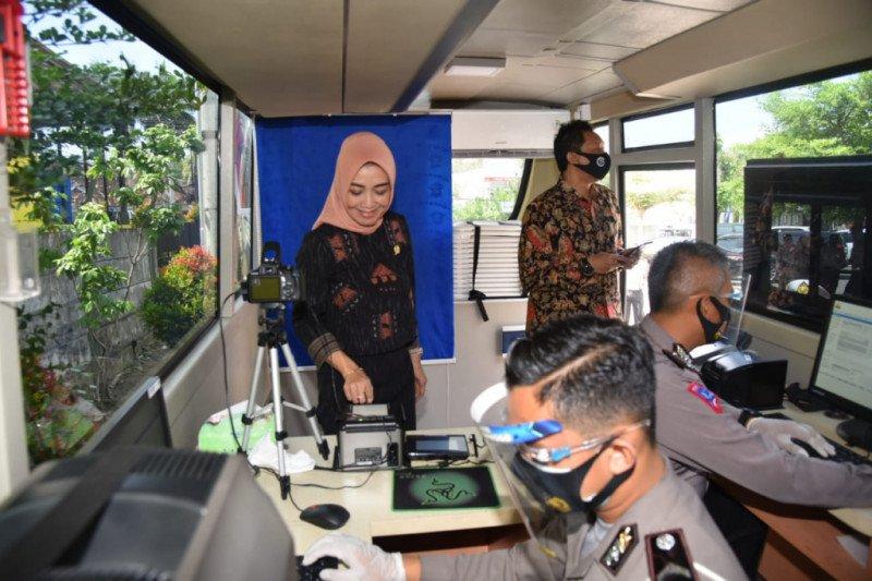 Komisi III DPR RI apresiasi penerapan tilang elektronik di Yogyakarta