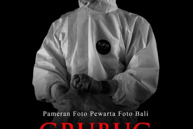15 Fotografer Bali pamerkan 40 foto COVID-19 dalam ajang Denfest 2020