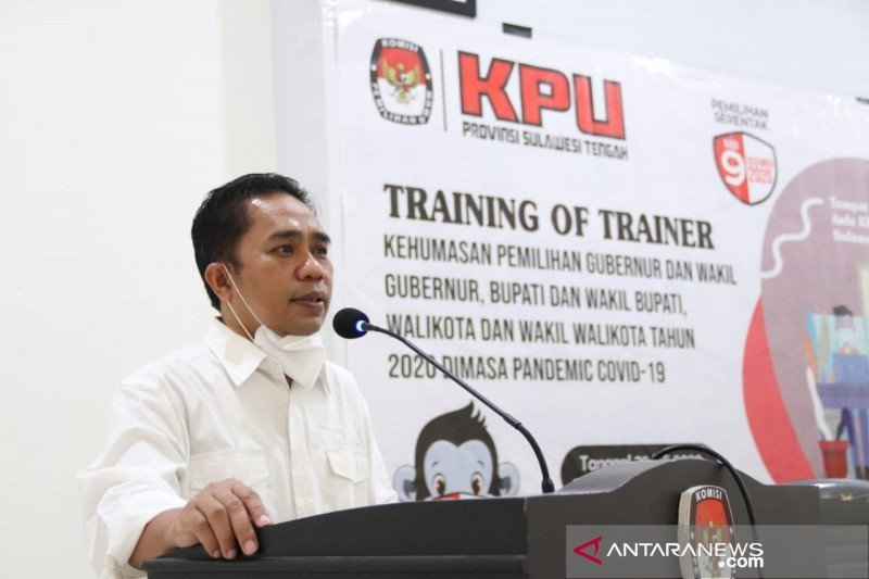 KPU Sulteng: Perempuan penting terlibat untuk sukseskan Pilkada