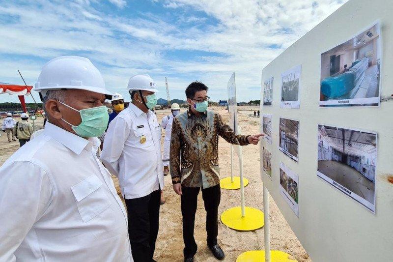 Gubernur luncurkan kapal Ro-Ro Aceh Hebat 1