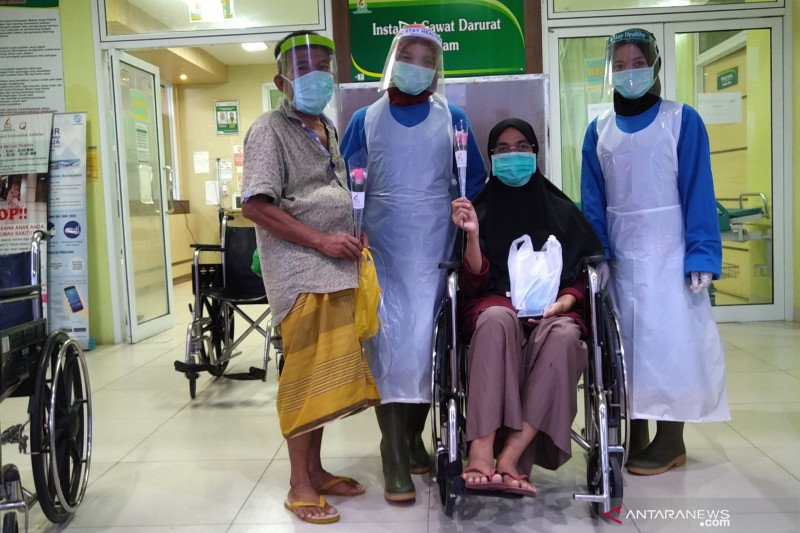 "Bangkit menghapus stigma ""alumni"" COVID-19"